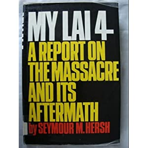 a book report on my lai 4 My lai 4 by seymour m hersh and a great selection of  the book has the previous owner's name stickered on the first page  my lai 4 a report on the massacre.