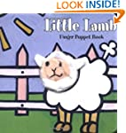Little Lamb: Finger Puppet Book