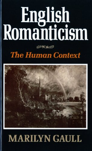 English Romanticism: Human Context