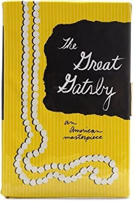 Kate Spade New York Women's The Great Gatsby Book Clutch