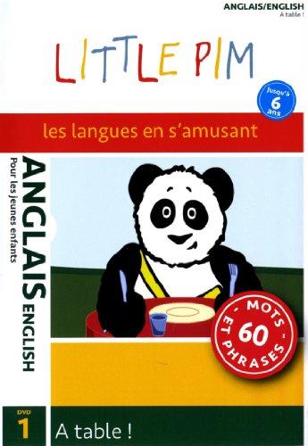 Little Pim : Anglais (1) : A table !