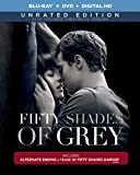 Fifty Shades of Grey -  (Unrated Blu-...