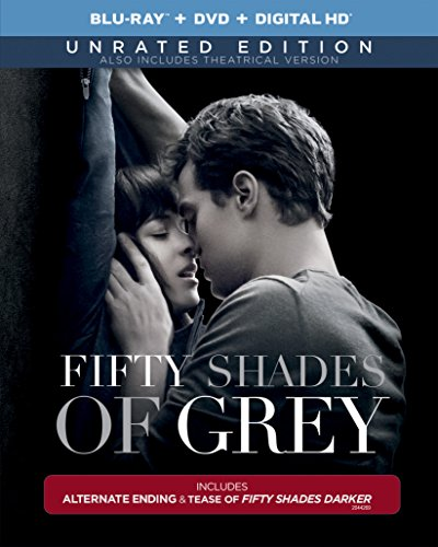 Blu-ray : Fifty Shades of Grey (With DVD, Ultraviolet Digital Copy, Digitally Mastered in HD, 2 Pack, Snap Case)