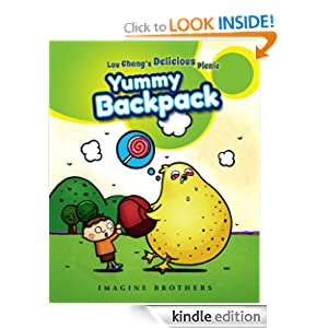 Free Kindle Book: Yummy Backpack, Lou Chang's Delicious Picnic, by Imagine Brothers (Author, Illustrator), David Goldschmidt (Editor), Yeongran Jeong (Translator). Publisher: Head and Heart; 1.1 edition (July 9, 2012)