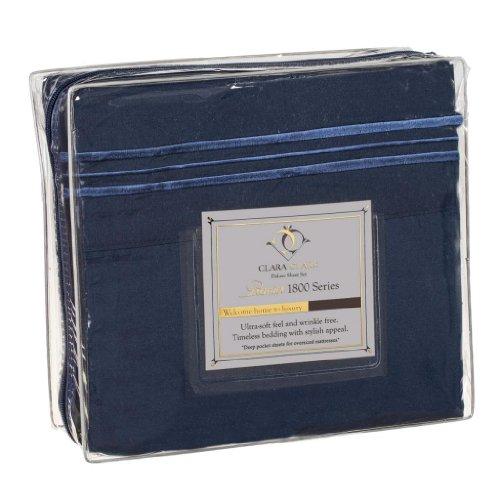 Blue Queen Comforter Sets front-697651
