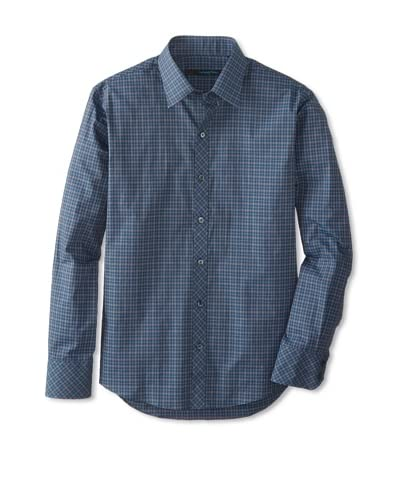 Zachary Prell Men's Walters Checked Long Sleeve Shirt