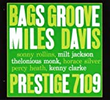 Bags' Groove by Miles Davis (1998-09-07)
