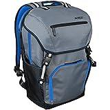 Altego Polygon Cobalt Blue  Laptop Backpack 17 Inch - Rucksack Bag for School, College, Commute or World Travel