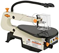 Shop Fox W1713 16-Inch Variable Speed Scroll Saw from Shop Fox