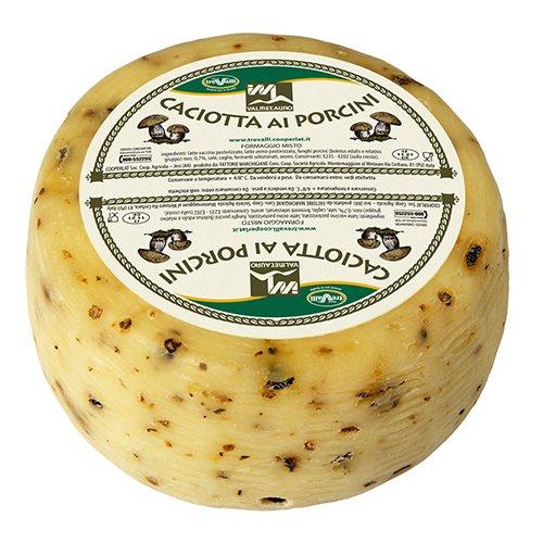Italiano-porcini-queso-Caciotta-aproximadamente-1-kg