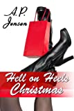 img - for Hell on Heels Christmas book / textbook / text book