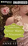 Never Marry a Viscount (Scandal at the House of Russell)