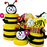 "Art of Appreciation Gift Baskets ""Honey, Bee Well"" Tower"