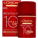 L'Oreal Paris Dermo-Expertise Revitalift Repair 10 BB Cream SPF 20 - Medium (50ml)
