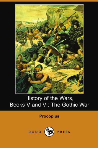 History of the Wars, Books V and VI: The Gothic War