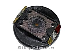 Electro Voice Factory Speaker Replacement Horn Diaphragm 89486A-Faceplate, ST350, T35