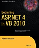 Beginning ASP.NET 4 in VB 2010 (Expert's Voice in .NET)