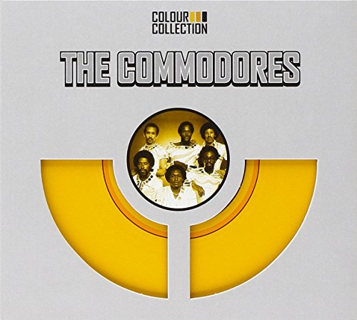 Commodores - Colour Collection (International) - Zortam Music
