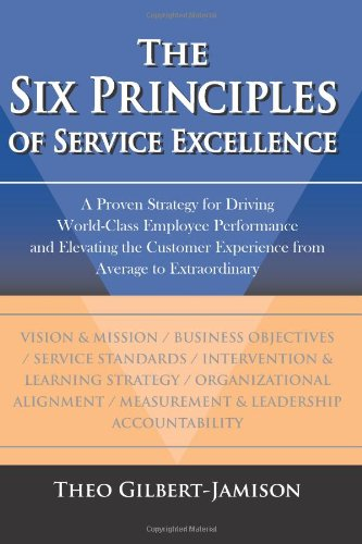The Six Principles of Service Excellence: A Proven...