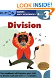 Division Grade 3 (Kumon Math Workbooks)