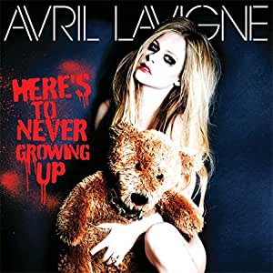 Pop CD, Avril Lavigne - Here's To Never Growing Up (Single)[002kr]