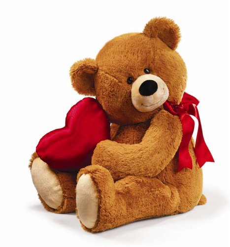 "Honey Love 26"" Valentine's Day Plush Stuffed Animal Teddy Bear Gift by"