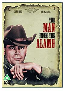 The Man From The Alamo - Westerns Collection 2011 [DVD]