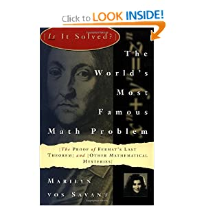 famous math problems The web site, famous problems in the history of mathematics, discusses seven math problems that have puzzled mathematicians throughout history the problems discussed.