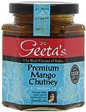 Geeta's Mango Chutney 320 g (Pack of 6)