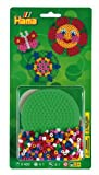 Hama Beads - Flower and Butterfly Kit (Midi Beads)