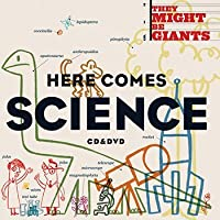 Here Comes Science Cd/Dvd Set By