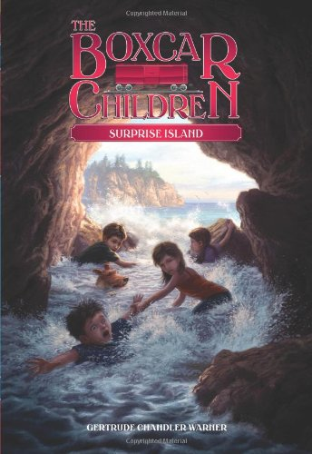 Surprise Island (The Boxcar Children Mysteries #2)