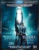 51boXdgQvKL. SL160  Tron: Legacy / Tron: The Original Classic (Five Disc  Combo: Blu ray 3D  / Blu ray / DVD / Digital Copy) Reviews