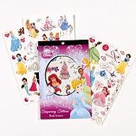 Disney Princess Over 50 Temporary Tat…