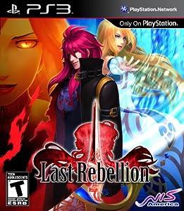 Last Rebellion - Playstation 3