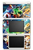 Avengers Captain America Thor Hulk Iron Man Toy Video Game Vinyl Decal Skin Sticker Cover for Nintendo DSi XL System