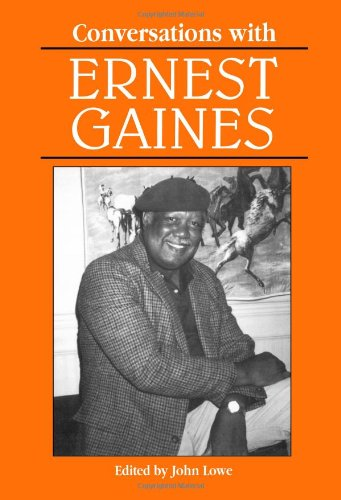 Conversations with Ernest Gaines (Literary Conversations)