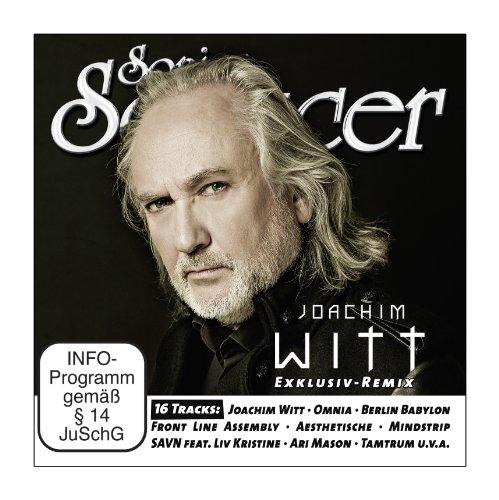 """Joachim Witt """"Aufstehen"""" (exkl. Remix von Rotersand) + 15 weitere Tracks (Cold Hands Seduction Vol. 153, Sonic Seducer)"""