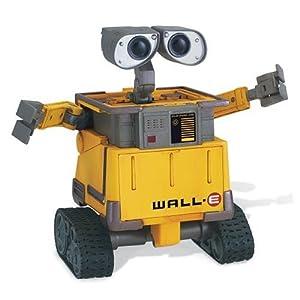 WALL-E - Transforming WALL-E Figure