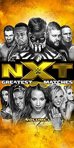 WWE: NXT's Greatest Matches Vol. 1 (BD) [Blu-ray]