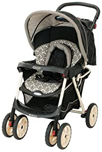 Graco MetroLite Stroller, Rittenhouse (Discontinued by Manufacturer)
