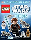 DK DK LEGO® Star Wars Heroes Ultimate Sticker Book (DK Ultimate Sticker Books)