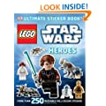 LEGO� Star Wars Heroes Ultimate Sticker Book (DK Ultimate Sticker Books)