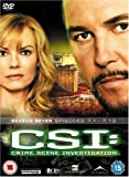 CSI: Crime Scene Investigation - Las Vegas - Season 7 Part 1 [DVD]