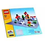LEGO Bricks & More 628: X-Large Grey Baseplateby LEGO Creator
