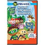 Super Why: Around the World Adventure [DVD] [2012] [Region 1] [US Import] [NTSC]