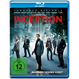 Inception [Blu-ray]von &#34;Leonardo DiCaprio&#34;