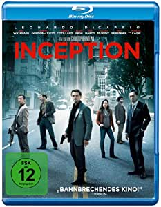 Inception [Alemania] [Blu-ray]