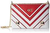 E2O Fashion Women's Sling Bag (Red) (414)
