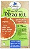 GalloLea Pizza Kits Whole Wheat Pizza Kit, 11 Ounce